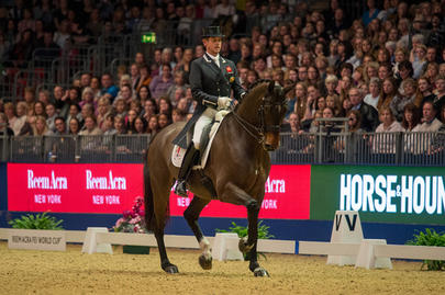 londres 2015 Carl Hester et Nip Tuck largeL