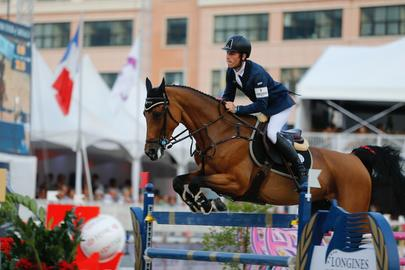 monaco 2015 Hello M'Lady et Scott Brash  largeL