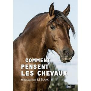 Comment pensent les chevaux, Editions Belin largeP