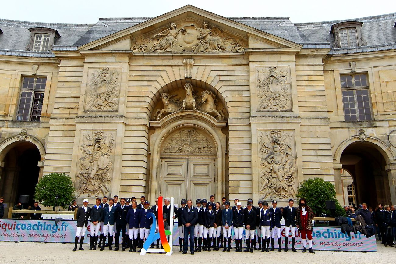Paris 2024 illustr versailles