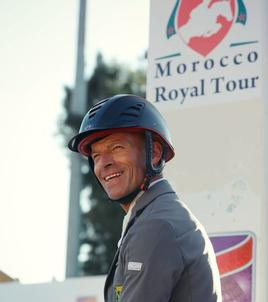 Pius Schwizer au Morocco Royal Tour largeP