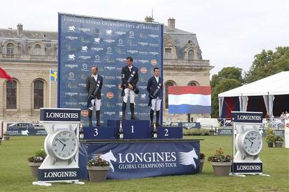 Podium Global Chantilly largeL