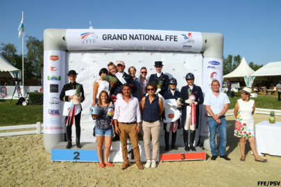 Podium Grand National Vierzon largeL
