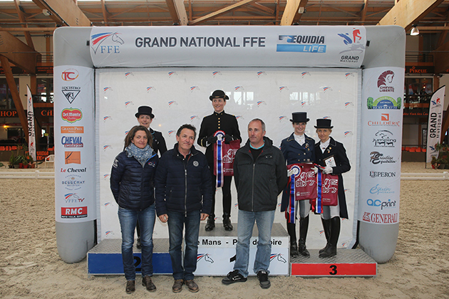 podium Grand National