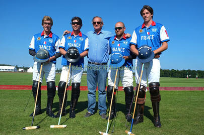polo 2014 L'équipe de France largeL
