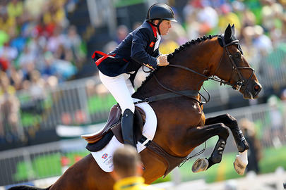 rio 2016 Nick Skelton et Big Star largeL