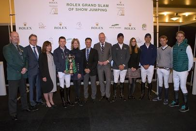 Rolex Grand Slam - s'Hertogenbosch largeL
