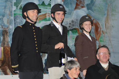 saumur 2014 podium hunter amateur élite largeL