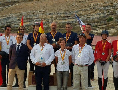 Segovie 2016 TREC podium France  verylargeL