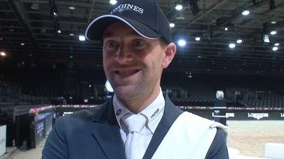Simon Delestre Longines Masters Paris 2017 largeL