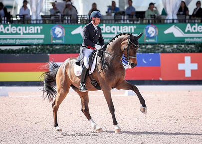 Steffen Peters et Rosamunde WEF 2017 largeL