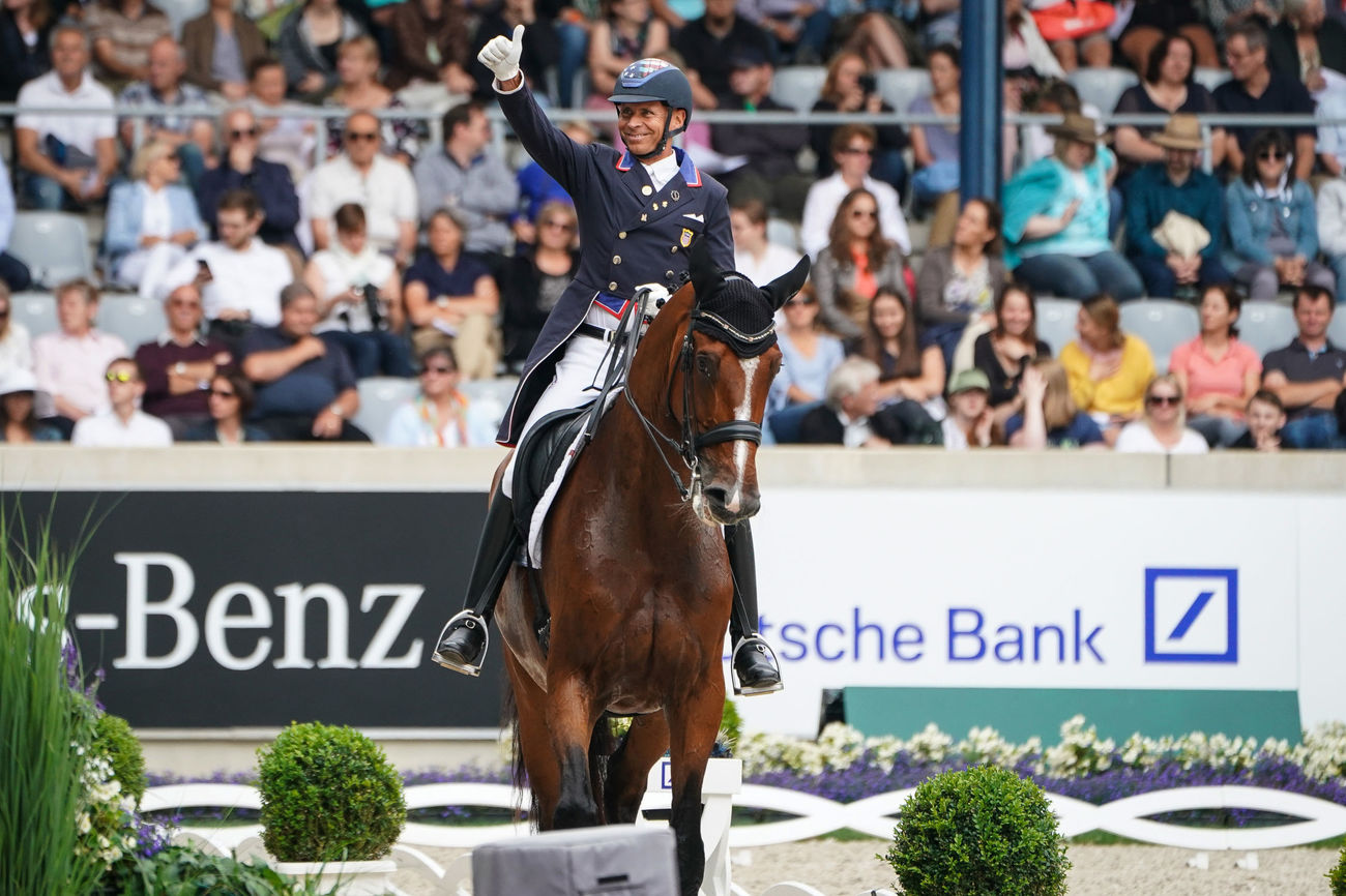 Steffen Peters et Suppenkasper