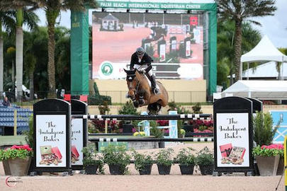 WEF 2016- Eric Lamaze and Rosana du Park largeL